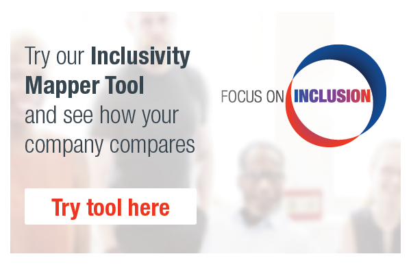 Try our Inclusivity Mapper Tool and see how your company compares