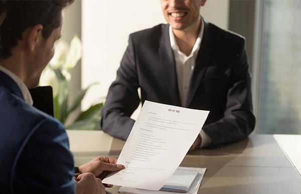 Skills for your CV: applying for a job