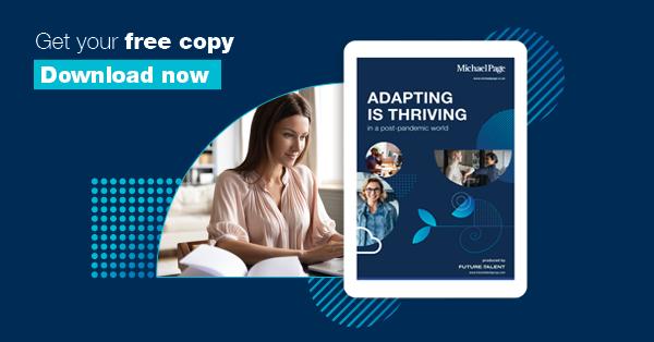 Adapting is thriving eBook