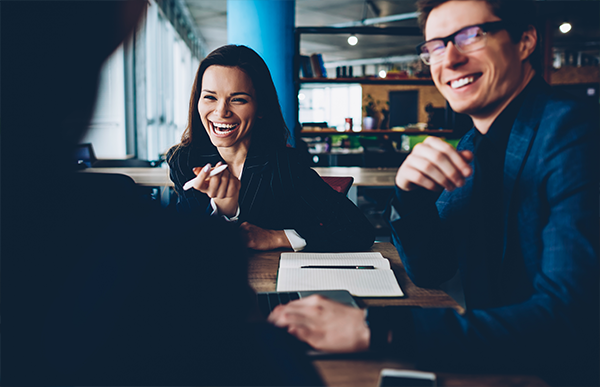 How to build rapport during your interview