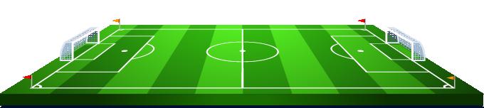 Football Game Field