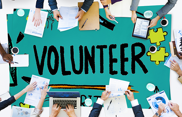 Five reasons why volunteering is great for your career