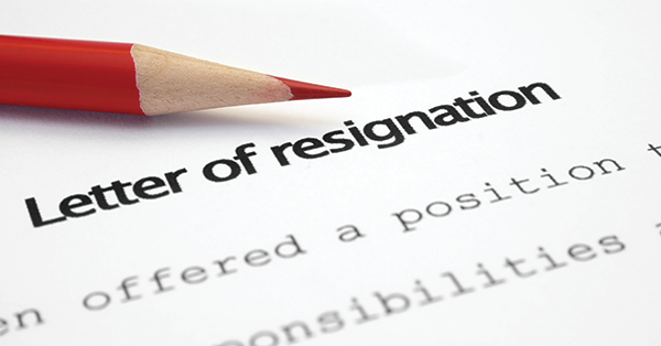 How To Write A Resignation Letter Michael Page