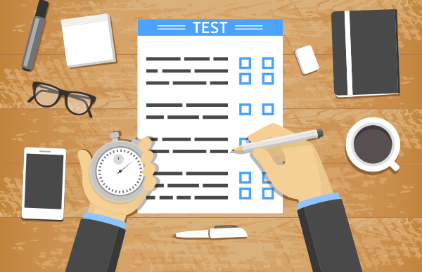 Aptitude test: What you can expect in an interview process