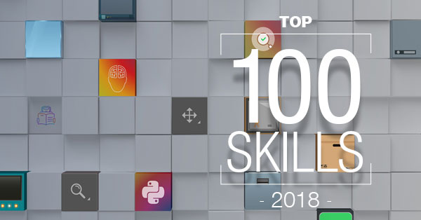 Top Skills 2018