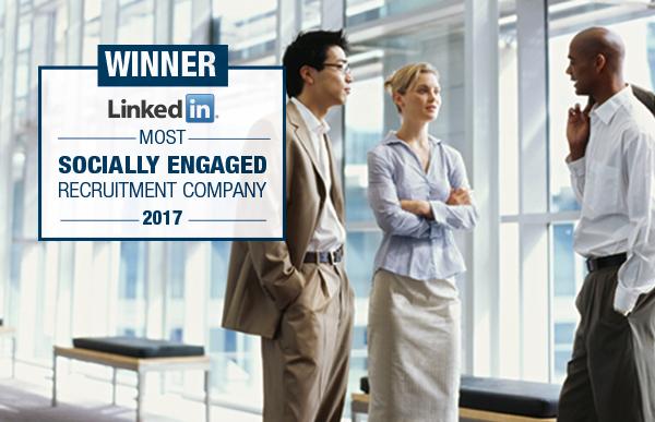 LinkedIn award