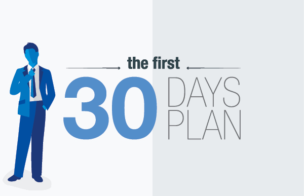 The first 30 days: a guide