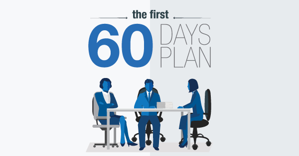 the first 60 days  a downloadable template and guide