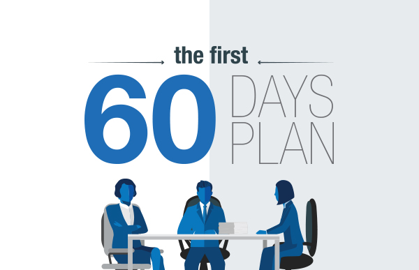 The first 60 days: a guide