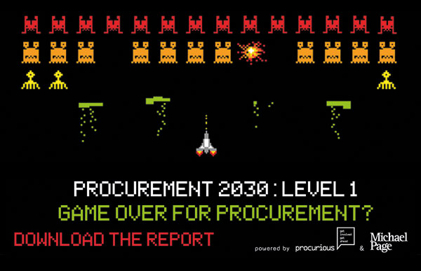The outlook for procurement 2030: Hiring the right talent