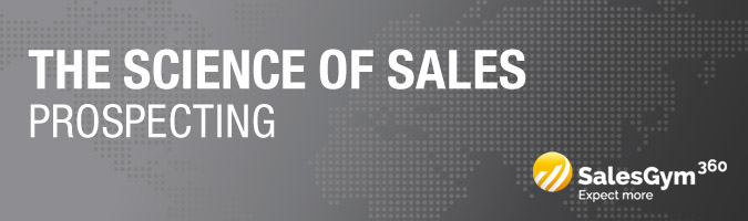 The science of sales part 1
