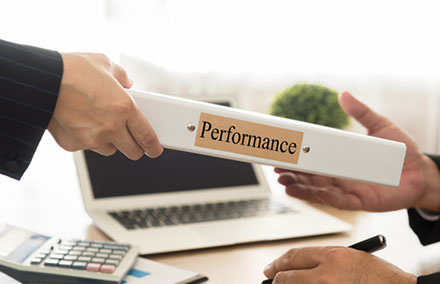 Benchmarking performance in a new role