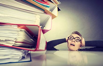 Overloaded at work? Here's how to ask for help