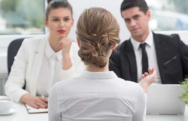 What does a recruitment consultant do?