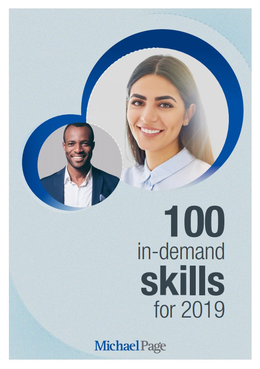 Free eBook: 100 Most In-Demand Skills for 2019