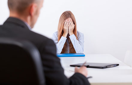 Six things to avoid in an interview