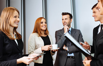 Six tips for face-to-face networking