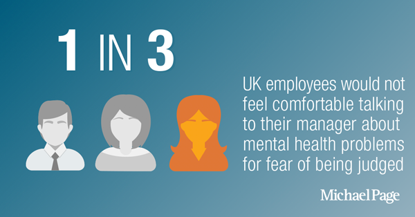 Mental health should be front of mind for all managers