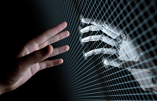 Virtual data and robotics