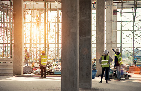 Building a better supply chain in property and construction