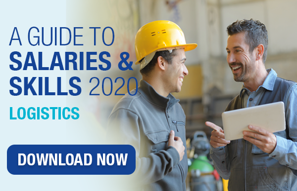 2020 Logistics Salary Guide