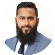 Amir Malik, Senior Manager, Michael Page
