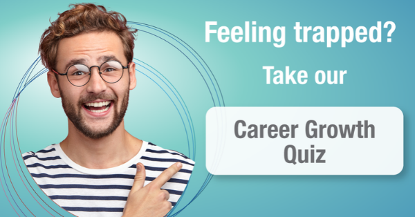 Is your career stagnant or unstoppable? Take our new quiz